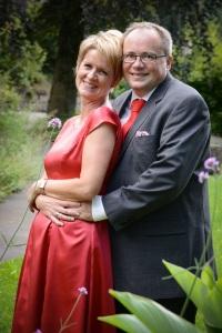 die 1. Hochzeit in der Villa Fink. Glückwunsch!